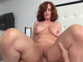 Big boobs girls handjob cock cumshot