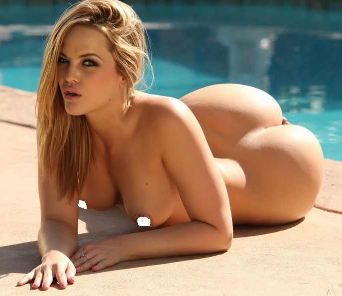 Large pictures of hot nude babes