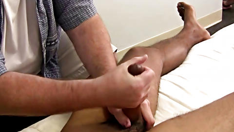 Interracial sexy cleaner men fucking hard porno