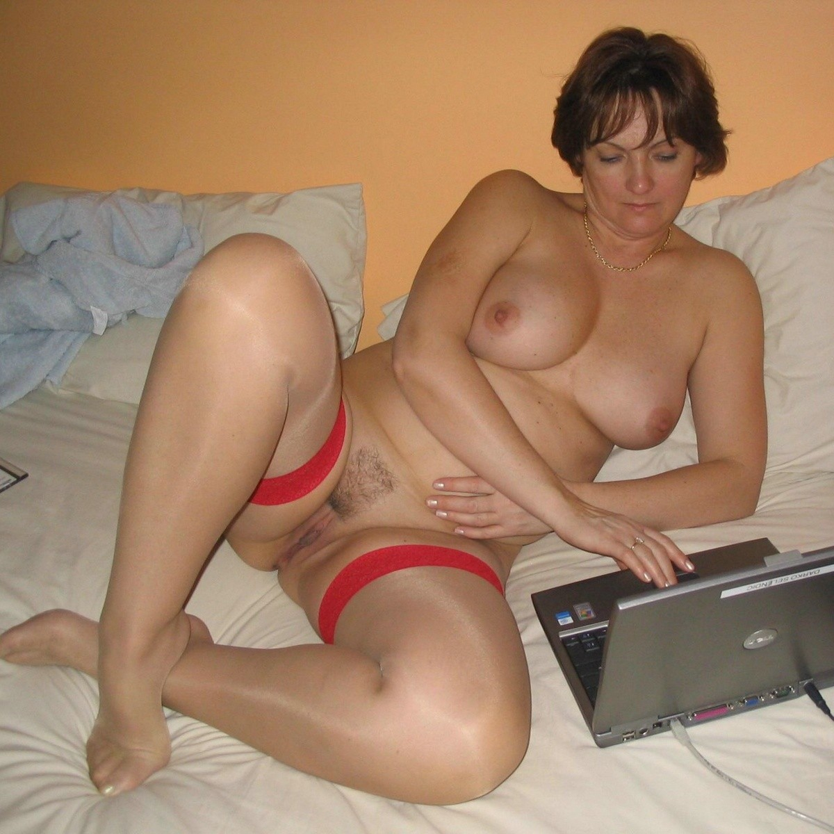 Dirty pictures of my wife